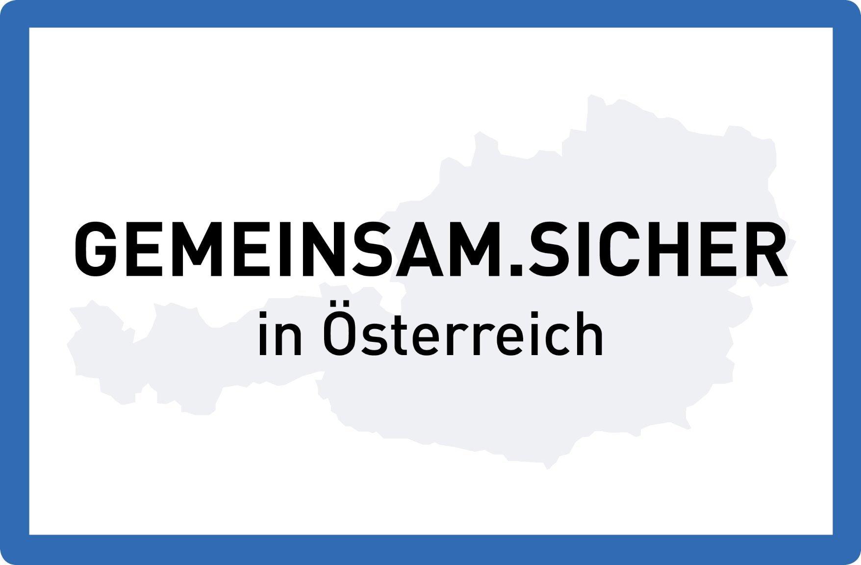 Projektpräsentation GEMEINSAM.SICHER
