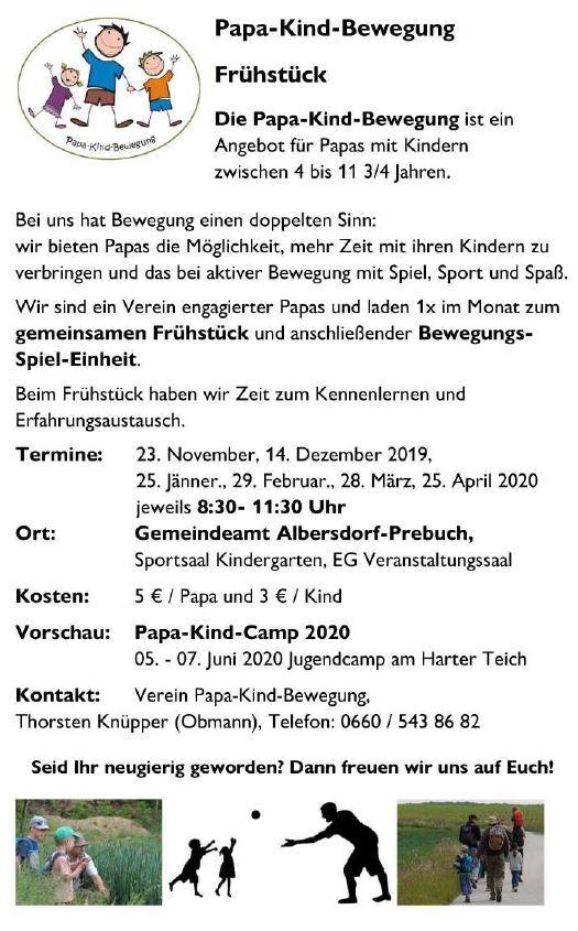 Papa-Kind-Bewegung - Frhstck - zarell.com